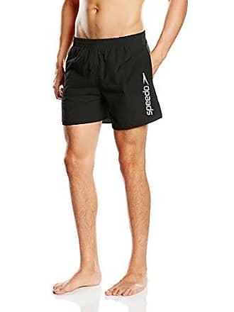 33c3a70ab66714 Speedo heren zwemshorts scope 16 elastic waist, zwart, xxl