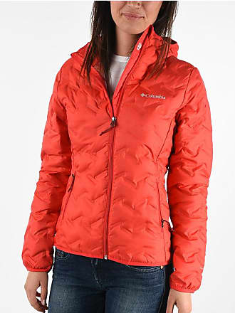 Columbia Hooded Down Padded Light Jacket size Xs
