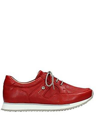 6dbc6927499c4c Wolky Comfort Sneakers e-Walk - 70570 Rot Sommer Leder - 36