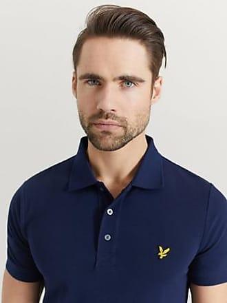 Lyle & Scott Pikétröja Plain Polo Shirt Blå