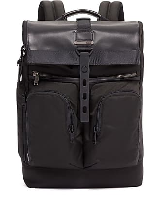 Tumi London Roll-Top backpack - Black