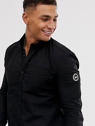 Hype long sleeve shirt-Black