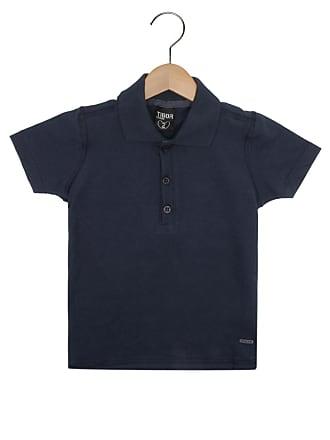 f31bbfd3a6 Tigor T. Tigre Camisa Polo Tigor T. Tigre Menino Azul