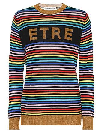 être cécile Etre merino wool striped sweater