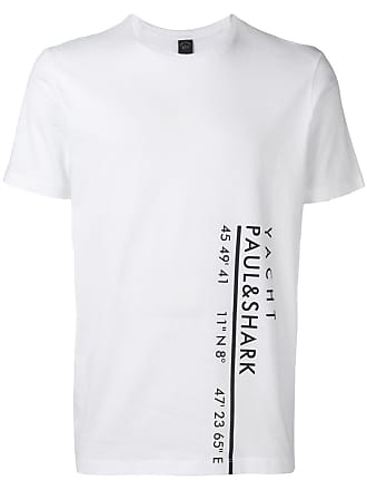 Paul & Shark Yacht T-shirt - Branco