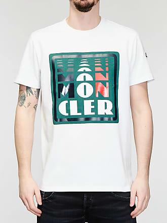 Rabaini Moncler - T-shirt - Bianco