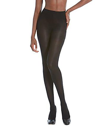 Gold Toe Womens Sheer to Waist Semi Opaque Perfect Fit Tights, 1 Pair, black, A/A/B