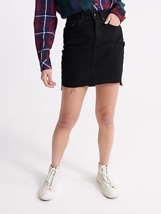Superdry Minigonna di jeans