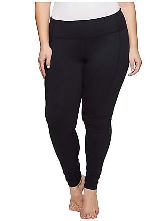 8b2be8bf26eb1d Columbia Plus Size Luminary Leggings (Black) Womens Workout