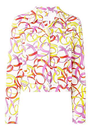Escada Sport Jaqueta jeans - Amarelo