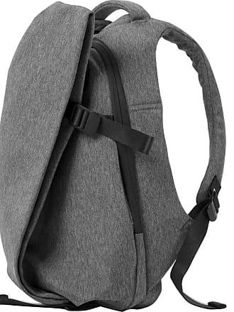 Côte & Ciel Isar Small Eco Yarn Backpack   Black Melange