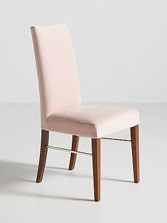 Anthropologie Velvet Vanessa Dining Chair
