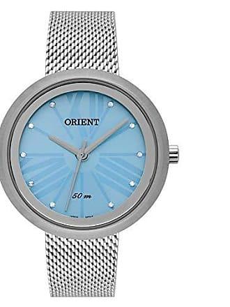 Orient Relógio Orient Feminino Ref: Fbss0075 A3sx Fashion Prateado