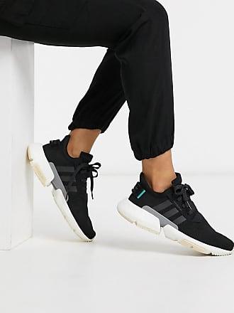 adidas Originals POD sneakers in black