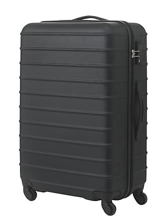 65bdaa6b5f1 HEMA Koffer - 77 X 52 X 28 - Zwart Streep