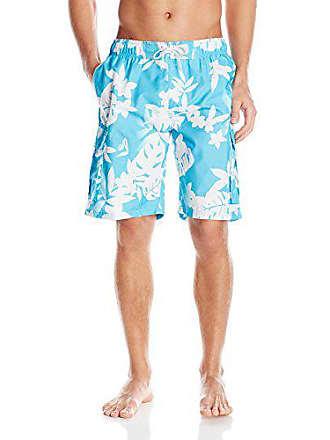 283fe784a8 Kanu Surf Mens Echelon Swim Trunks (Regular & Extended Sizes), Voyage Aqua,