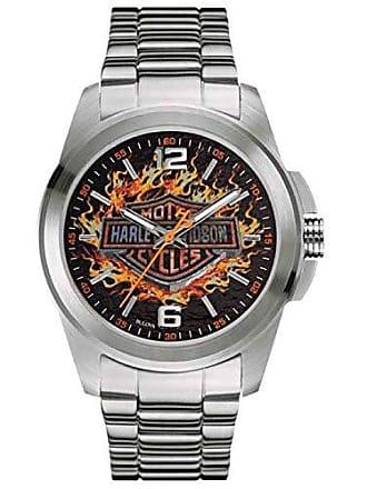 Bulova Relógio Bulova Harley Davidson Wh30528t