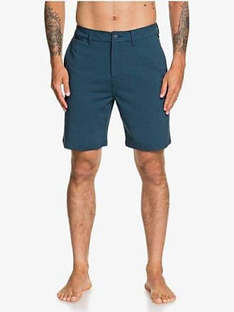 Quiksilver Union Oxford 20 - Amphibian Board Shorts for Men - Bleu - Quiksilver
