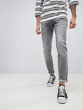 G-Star 3301 Deconstructed Super Slim Jeans Gray - Gray