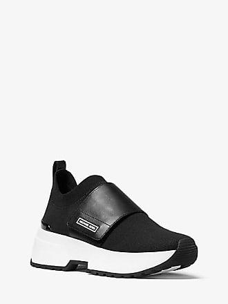Michael Kors Cosmo Knit Slip-On Trainer
