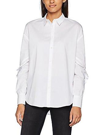 0c1050c7f4b Morgan CHAKI.N Chemise Femme Blanc (Off White) 38 (Taille Fabricant
