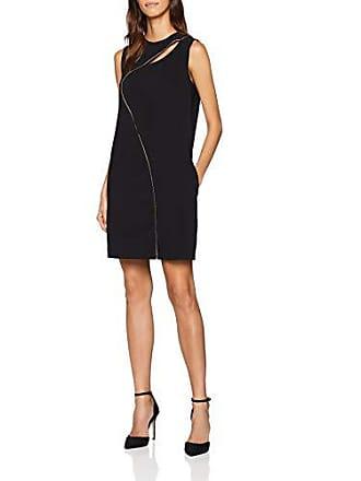 ea9731723993 Versace Jeans Lady Dress, Robe Femme, Noir (Nero E899), Large (