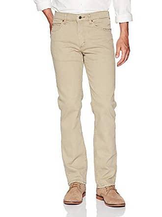 Lee Mens Regular Fit Straight Leg Jeans, Lyon, 30W x 29L