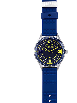 Vilebrequin Accessories - Stripped 43mm Watch - WATCHES - SCUBA - Blue - OSFA - Vilebrequin