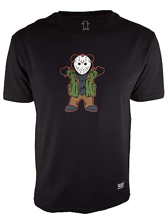 Grizzly Camiseta Grizzly Jason Preta-P