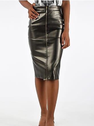 Just Cavalli Faux Leather Skirt size 38