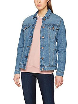 4fad8c953615 Noisy May Damen Jeansjacke NMOLE L S MED Blue Denim Jacket NOOS