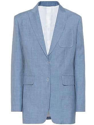 Joseph Hesston linen, wool and silk blazer