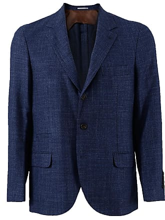 Brunello Cucinelli Woven Suit Jacket