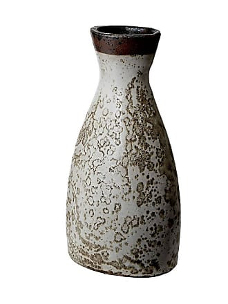 Dimond Home ELK Home Rustic Watering Jug in White and Brown