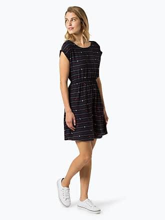 ea261f9a587 Tom Tailor Denim Damen Kleid blau