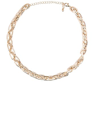 8 Other Reasons Ricky Chain in Metallic Gold