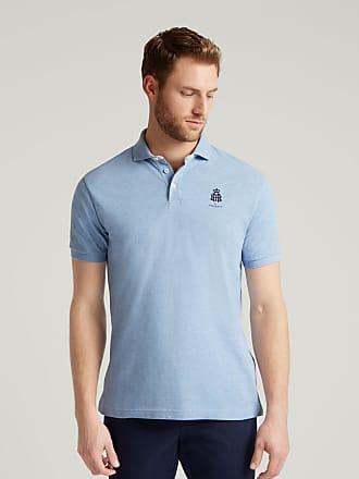 Henley Royal Regatta Mens Logo Polo Cotton Shirt   Large   Spring Green