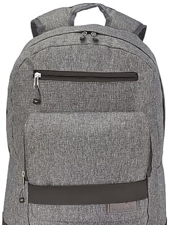 Kangaroos Kangaroos Vantaa Backpack, Womens Backpack Handbags, Grey (black 500), 32x45x12 cm (B x H x T)