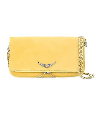 Zadig & Voltaire Rock shoulder bag - Yellow