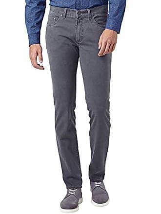 b322fa4a16 Pioneer Authentic Jeans Storm-Vaqueros Hombre Gris (Grey 30) 34W x 34L