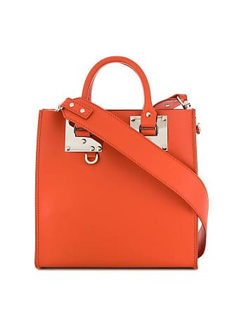 Sophie Hulme Albion tote bag - Orange