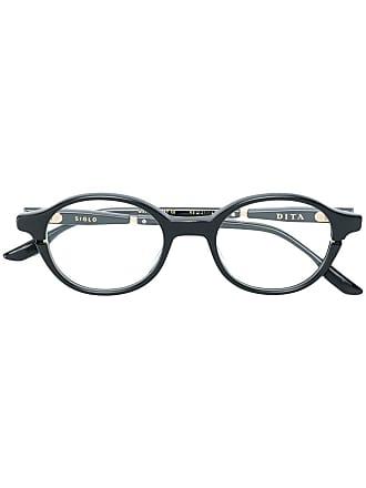 Dita Eyewear Armação de óculos Siglo - Preto