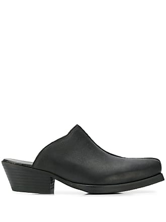 Our Legacy slip-on mules - Black