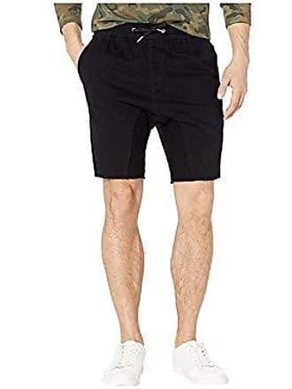 2bfcd76854 Zanerobe Mens Sureshot Cotton Stretch Everyday Shorts, Black, 30 Inches