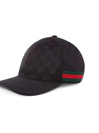 b4886cb58e3e8 Gucci Original GG canvas baseball hat with Web