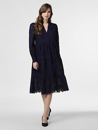 Y.A.S Damen Kleid - Yasholi blau