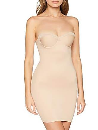 e0ed59ff66fa0f Triumph True Shape Sensation Bodydress Sottoveste Modellante, Beige (Smooth  Skin 6106), 1