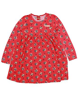 KYLY Vestido Kyly Floral Vermelho