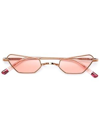 Etnia Barcelona Óculos de sol geometrical Carytown - Dourado