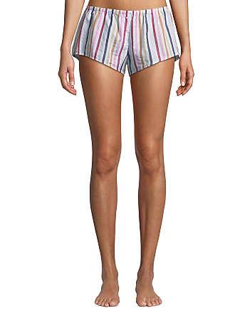 Xirena Shyla Striped Poplin Shorts